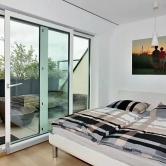 Schlafzimmer 3 mit Terrasse
