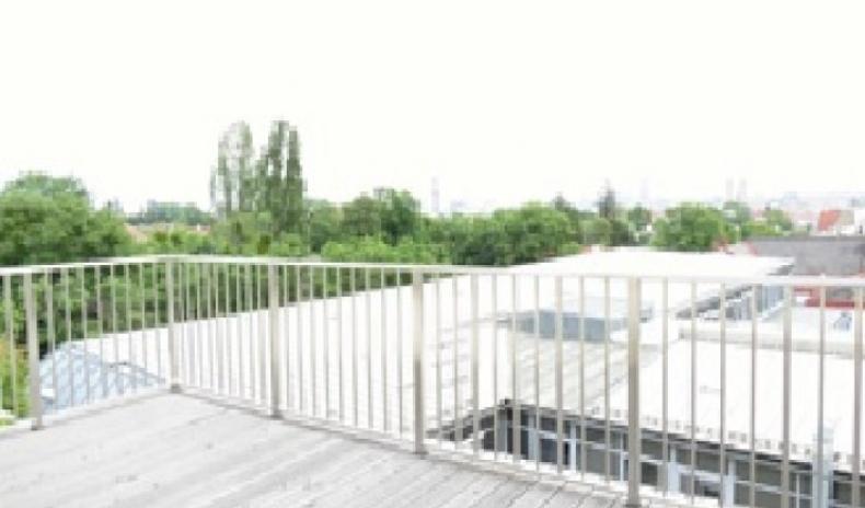 Terrasse + Aussicht