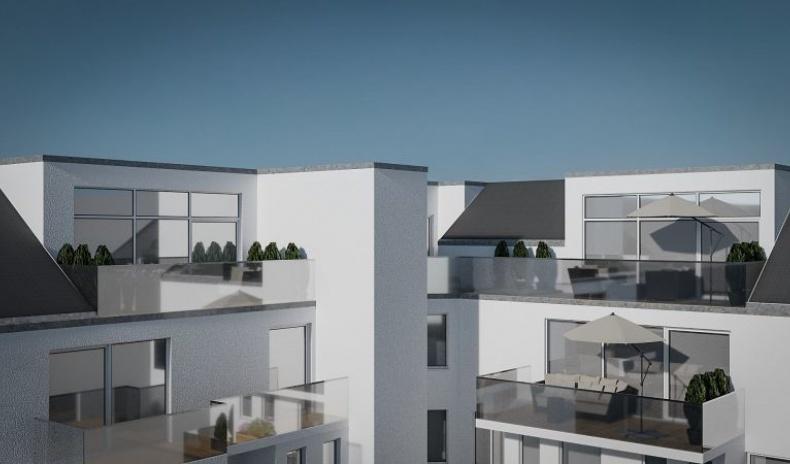 DG-Wohnungen,Visualisierung