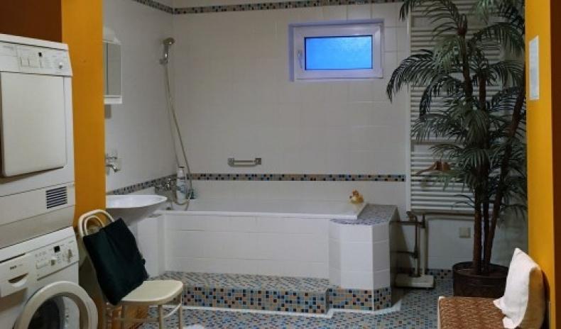 Keller Badezimmer