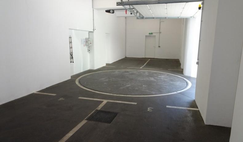 Garagenplatz optional